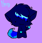 Navy The Cat by pizza-palace