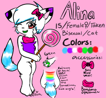 Alina REF by CooI