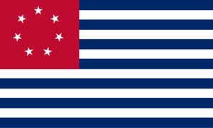 Proposed Confederate Flag #2 by Alternateflags