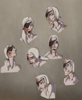 Faere Expressions by Kharneth