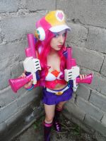 Miss Fortune Arcade Cosplay - League of Legends 4 by MelodyxNya