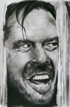 Jack Torrance - The Shining by green0