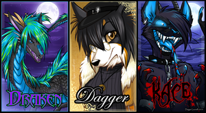 Digital Badges by Majime