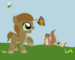 .: Woodland Creatures :. by EpiclyAwesomePrussia