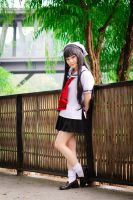 Tomoyo solo - 05 by MissAnsa