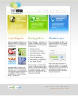 Web Community site by mangion