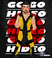 Hideo Itami by TheChuzzle