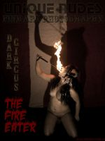 Dark Circus: The Fire Eater (downloadable) by UniqueNudes