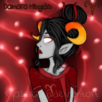 Damara Megidoo by xYazzieex