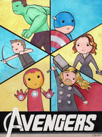 ASSEMBLE by arseniic