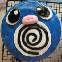 Poliwag Cake by THWT