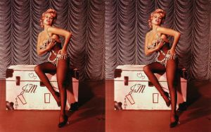 3d Jayne Mansfield Vegas full Size by 3dpinup