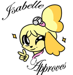 Isabelle Approves by Taligintou