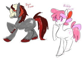 Pony adopts [OPEN] by Sugar--Cookie