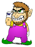 If I was Wario.. by DairyKing
