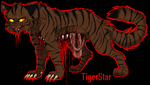 Tigerstar by Mordlysten