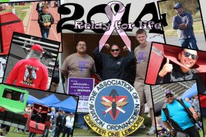 relay for life 2014 AAO by Trailmixphotography