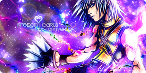Kingdom Hearts 10th Anniversary Riku CoM Tag by Ashesofdawn253