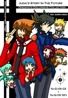 Judai's Story Cover by M31rU-Ch4N