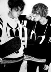 Ricky and Niel from TEEN TOP, Kpop by Mim78