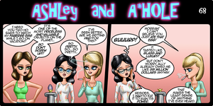 Ashley and A*Hole #68 by Ashleykat