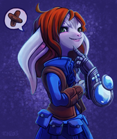 Medic Roo the Asura by RinTheYordle