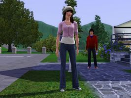 Melody Bloom in The Sims 3 by Dreams-to-Words