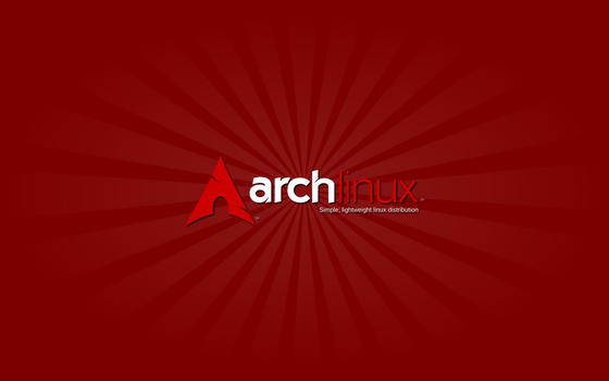 Arch Linux 002 by sistematico