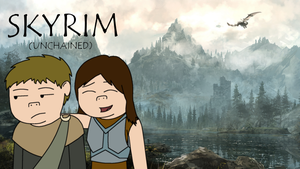 Skyrim (Unchained) Series Thumbnail by xg-armagged0n