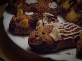 Guinea pig pastry by Sentimenthol
