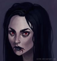 Vampire by svyre