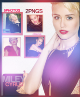 Hpb-Miley Pack by TeefeyPhotoshop1