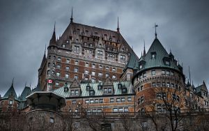A Piece of Quebec City by LisaStockk