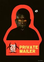 Private Mailer Sticker Trading Card by Hartter
