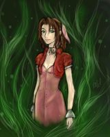 Aeris: Lifestream by DiamondReflection