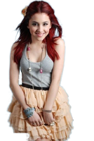 Ariana Grande PNG by Annuchi-Editions