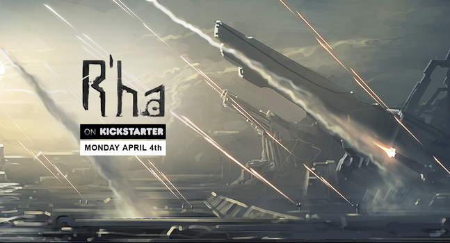 R'ha is now on Kickstarter! by KalebLechowski