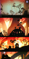 Sackhouette - Forest Level by luckettx