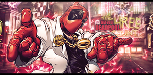 DeadPool by StraightEdgeFan783