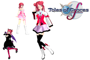 MMD ToG Cheria DL by 2234083174