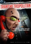 Transmetropolitan One Sheet by conzpiracy