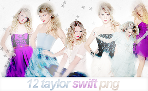 Taylor Swift png pack by itskaname