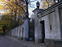 Building Collection: Gate by Germanstock
