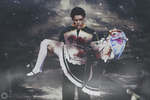 Cosplay: Even tears will give me strength by Abletodoall