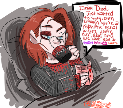 Happy Father's Day!! by CharlotteRay