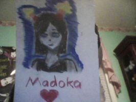 Madoka Pastel Request by CALIBORNOuS