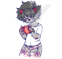 quits my job 2 draw karkat for the rest of my life by colorwonders