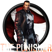 The Punisher Icon by madrapper