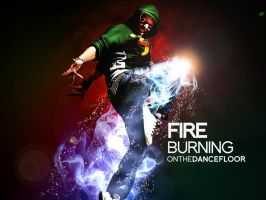 Fire Burning by OutlawRave