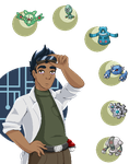 Scientist Salazar would like to battle by LikeFireNeedsAir